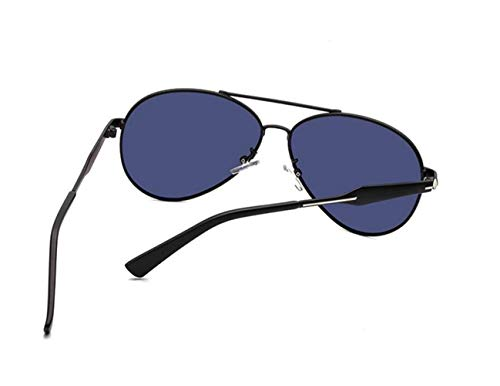 Silver sol conducir de de Eyewear Huyizhi Mujeres protectoras gafas Hombres UV400 Moda Gafas sol viajar para Guay para polarizadas AqxUFg
