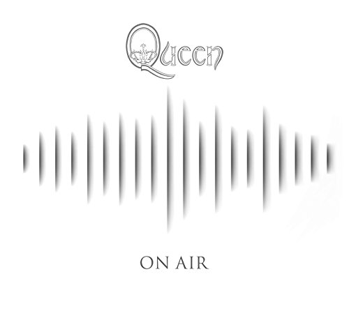Queen On Air  2 Cd