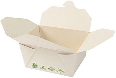 biozoyg Box Take Away de caña de azúcar fibras I