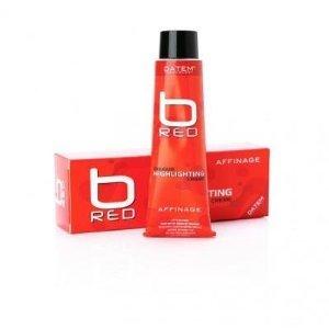 Infiniti Professional Permanent Hair Dye B Red