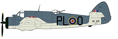 Hobby Master 1:72 Bristol BEAUFIGHTER TF.X No. 144 SQN RAF Banff Scotland 1944 HA2316
