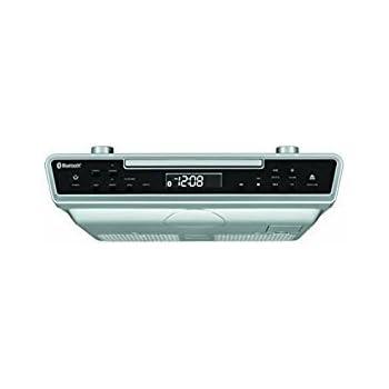 Amazon.com: Sony ICF-CD513 Under-Cabinet CD Clock Radio ...
