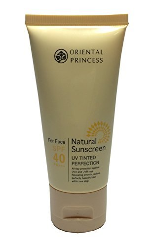 Oriental Princess Natural Sunscreen UV Tinted Perfection For Face SPF 40 (1.7 Oz.) (Pur Tinted Moisturizer compare prices)