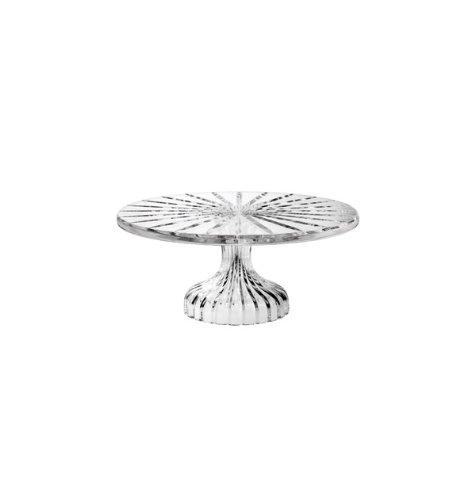 Waterford Marquis Bezel Footed Cake Plate (Collection Footed Cake Plate)
