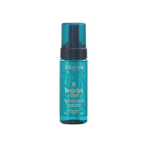 Kerastase Boucles D'art Sculptural Curls Aqua Flexible Hold Mousse, 5.1 ()