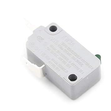 KW3A - Interruptor de puerta para horno de microondas (1 unidad ...