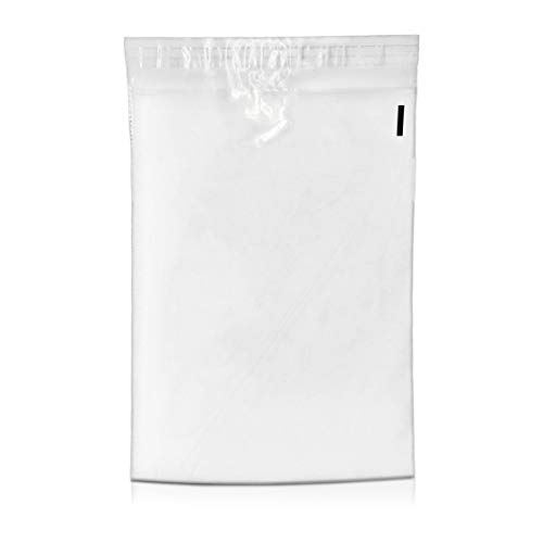 Shop4Mailers 14.5 x 19 Clear Plastic Self Seal Poly Bags 1.5 Mil (100 Pack)