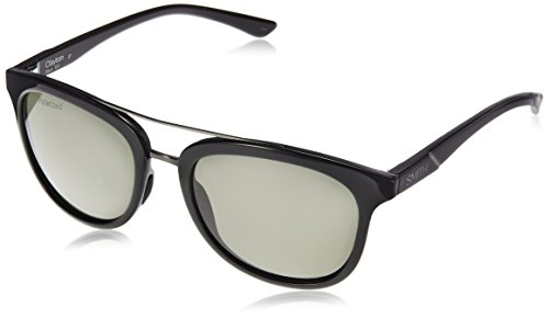 Smith Optics Clayton Sunglass with Polar Gray Green Carbonic TLT Lenses, - Brand Polar Sunglasses