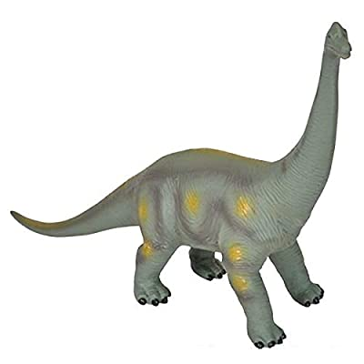 Rhode Island Novelty Large Soft Touch Brachiosaurus. 15 Inch: Toys & Games