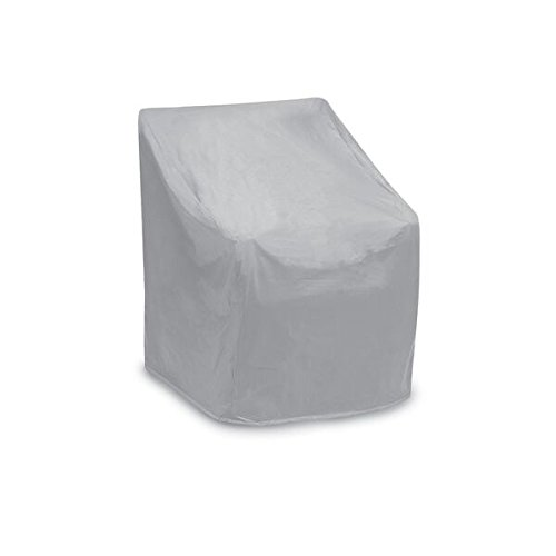 Protective Covers Weatherproof Wicker Chair Cover, Large, Gray - 1120 ()