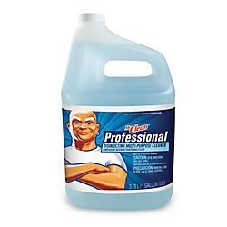Mr. Clean Professional Multipurpose Disinfecting Cleaner, 128 Oz.