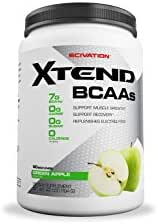 XTEND Original BCAA Powder Smash Apple | Sugar Free Post Workout Muscle Recovery Drink with Amino Acids | 7g BCAAs for Men & Women| 90 Servings