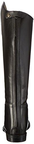 HKM–Botas de equitación Spain Soft Piel corta/Gran Negro - negro