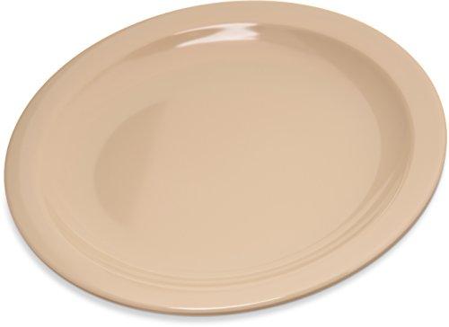 Carlisle 4350425 Dallas Ware Melamine Pie Plate, 6-1/2