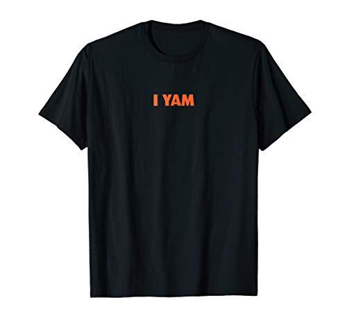 She's My Sweet Potato Shirt I YAM Matching Couple's T-Shirt
