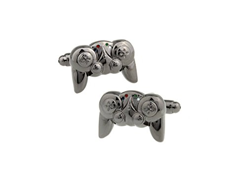Video Games Nintendo Controller Cufflinks By Athena