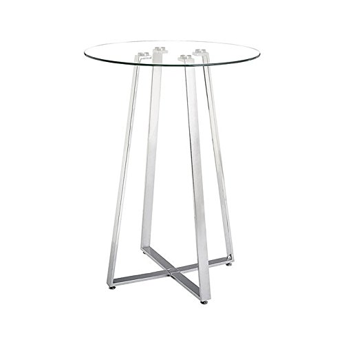 Zuo Modern Lemon Drop Bar Table, - Bar Lemon Table Drop