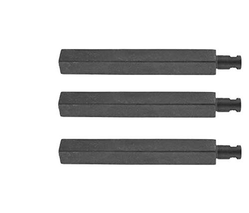 Cast Iron BBQ Replacement 720-0062, 720-0063, 720-0099, 720-0139, 720-0141, 720-0165, 463241004, Nexgrill, Lowes Gas Grills Models (3-Pack) by Grill Parts Gallery