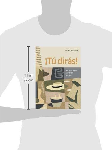 Tu dirás! (with Audio CD) by Heinle