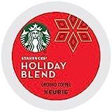 Starbucks 2016 Holiday Blend Coffee, Keurig K-Cups, 16 Count