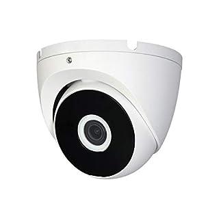 Dahua OEM HAC-HDW1220M V2 2MP IR 4-in-1 HD TVI CVI AHD CVBS Mini Turret Dome Camera 1080P No Logo