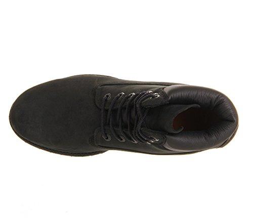 Boot Chaussures Timberland Noir black Femme W Premium Montantes 6
