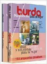 Burda, Manualidades Para El Hogar (Spanish) Hardcover – 2012