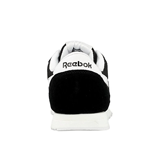 Noir Reebok Classic Femme Baskets Nylon xww1YrqIU