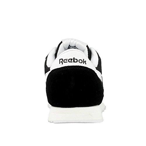 Nylon Noir Baskets Reebok Classic Femme T8RAZz