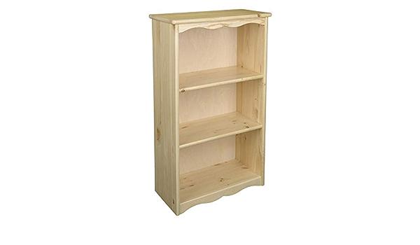 Honey Oak Little Colorado Traditional Bookcase