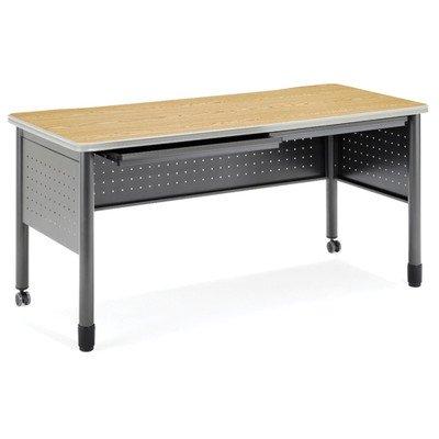 OFM Mesa Series Training Table - Durable Mobile Utility Desk