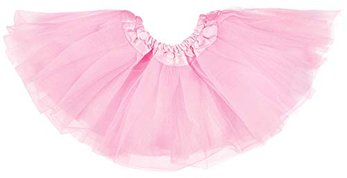 Dancina Light Pink Tutu for Girls 0-5 Months -