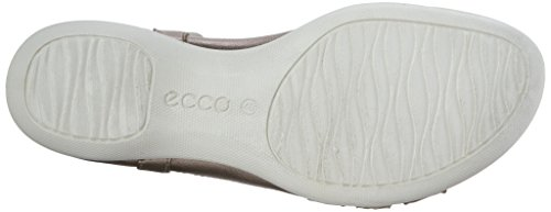 Grey Sandali Argento alla Flash Metallic Warm Schiava Donna Rock ECCO Moon XqfH0Zx5ww