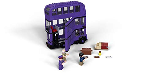 LEGO Harry Potter and The Prisoner of Azkaban Knight Bus 75957 Building Kit (403 Pieces)