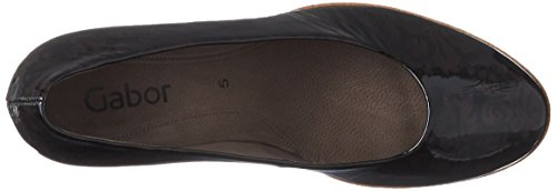 91 Gabor Gabor Escarpins Shoes Gris Femme Anthrazit Fashion YHqOY