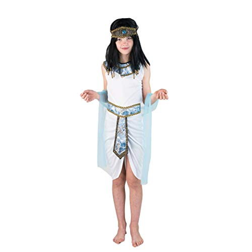 Bodysocks Girls Egyptian Queen Costume (Age 3-5)
