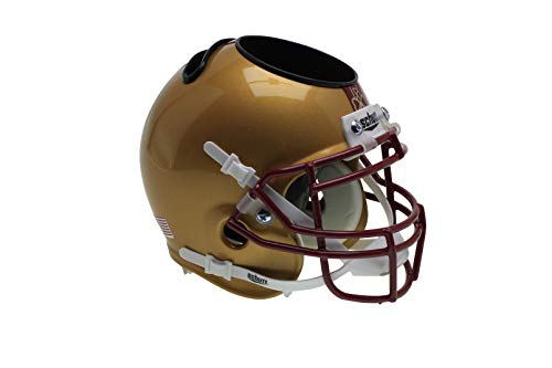 (Schutt NCAA Boston College Eagles Football Helmet Desk Caddy, Ireland Stripe Alt.)