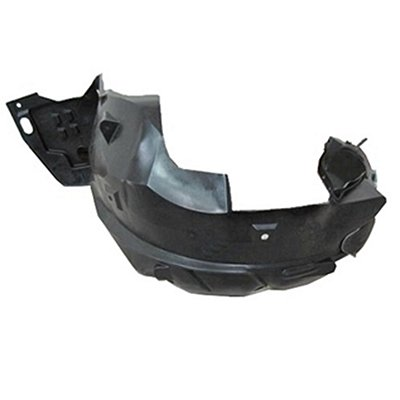 Make Auto Parts Manufacturing - FRONT DRIVER SIDE FENDER LINER; FITS COUPE; ALL EX/SI MODELS; MADE - HO1248154