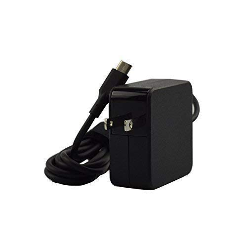 45W Type C AC Adapter Charger for Dell Chromebook 3100 2-in-1 Laptop Power Supply Cord by Nicpower