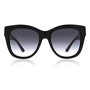 Dolce & Gabbana Women's 0DG4270 Black/Grey Gradient Sunglasses