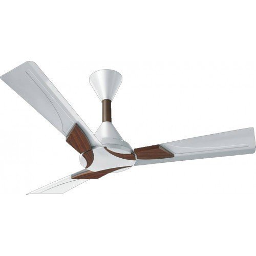 Orient Electric Wendy Ceiling Fan Pearl White Walnut 48″ 1200mm (Pack of 2)