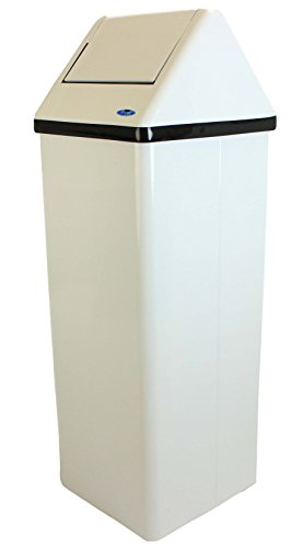 Frost 300 NL Waste Receptacle, White by Frost