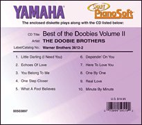 The Doobie Brothers - Best of the Doobies, Vol. II Disk (Best Of The Doobie Brothers Volume 2)