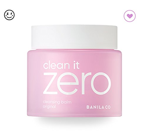 [Banila Co.] Clean It Zero 180ml BIG Size Cleanser, Cream