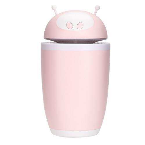 RMXMY Humidificador pequeño USB hogar dormitorio mudo aire hidratante humidificación mujeres embarazadas bebé dormitorio...