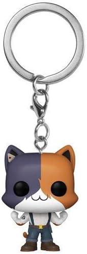 Meowscles Pocket Pop! Key Chain