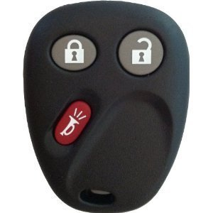 2003-2006 Chevrolet Silverado 1500 2500 3500 Keyless Entry Remote Key Fob with DIY Programming Instructions
