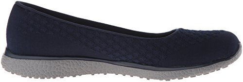 Skechers Damen Microburst-One up Sneaker Marineblau