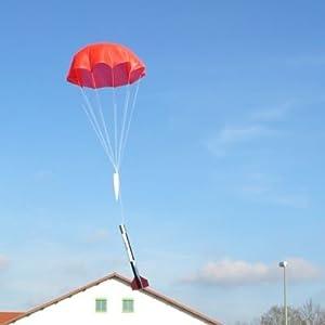 Fallschirm im Durchmesser 125 cm