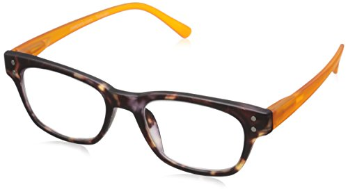 Peepers One Retro Readers tortoise/orange 2.0 Reading Glasse